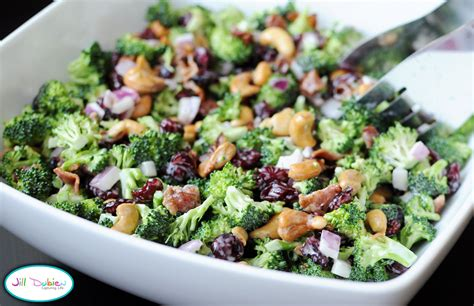 broccoli salad side dish good for bbq can be served