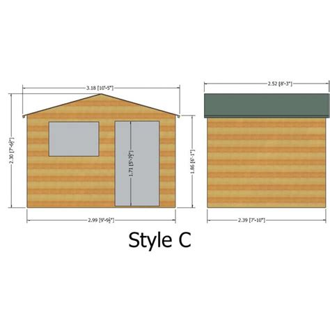 Colchester Sheds And Fencing by Wroxham Garden Shed 10 X 8 Colchester Sheds And Fencing
