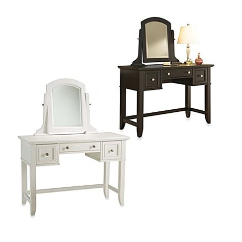 home styles vanity table home styles vanity set bed bath beyond