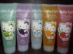 Hellokitty Spa Peeling Gel jual grosir hello spa exfloating gel 085747747709