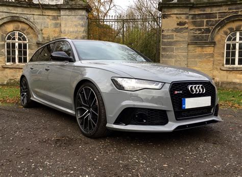used 2018 audi rs6 for sale in west pistonheads