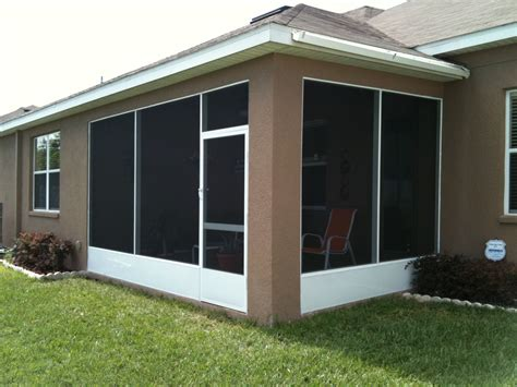 How To Enclose A Patio With Screen by How To Enclose A Patio With Screen Patio Outdoor Decoration