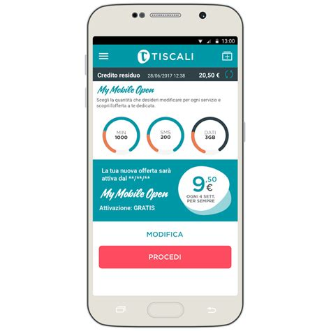 rete mobile tiscali mytiscali android apps on play