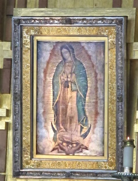 fotos virgen de guadalupe original mejico la basilica de guadalupe world raider extreme