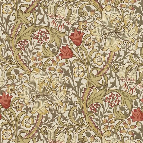 wallpaper design william morris the original morris co arts and crafts fabrics and