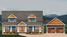 by wardcraft homes two story floorplan