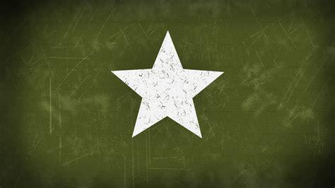 wallpaper green star army green star by zongral on deviantart
