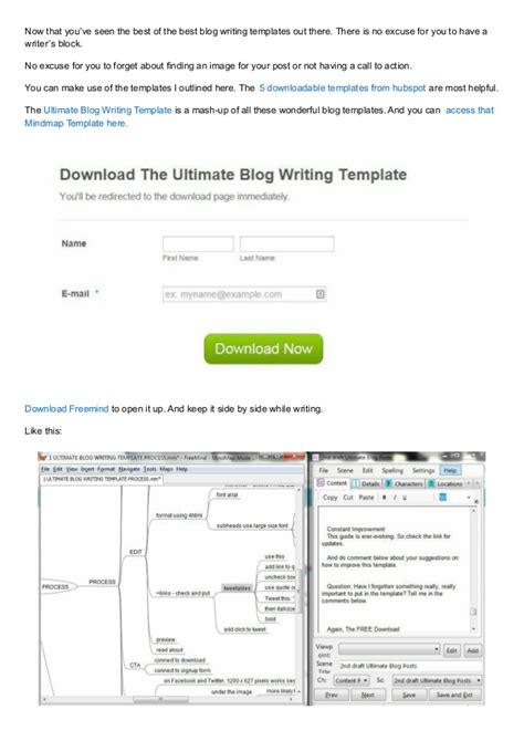 best blogger templates for writers 9 best blog writing templates