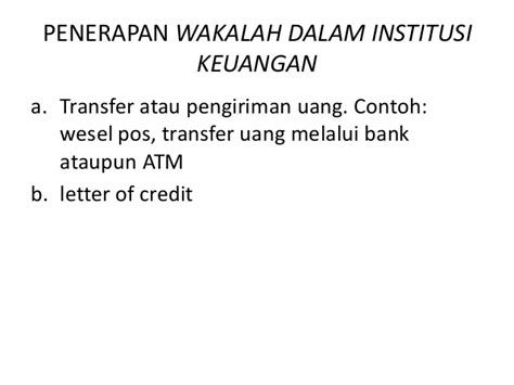 Pengertian Letter Of Credit Pada Bank Letter Of Credit Atau L