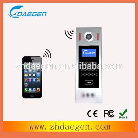 top selling home automation wireless intercom gsm