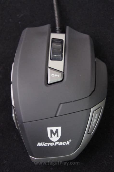 Mouse Gaming Micropack review mouse gaming micropack g 4m dengan fitur lengkap jagat play