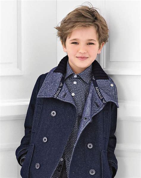 armani junior aw 13 boys collection