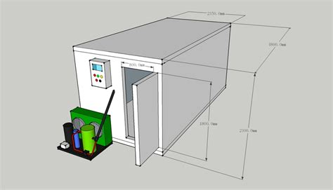 walk in cooler condenser freezing walk in cooler refrigeration unit for freeze turky buy