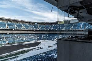 Pontiac Silverdome Today Pontiac Silverdome Striking Photos Of The Abandoned