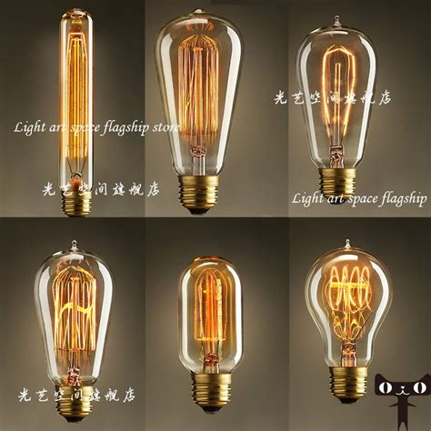 how to wire a l with bulbs free shipping edison light bulb set pendant l vintage