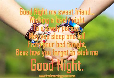 good night messages  friends freshmorningquotes