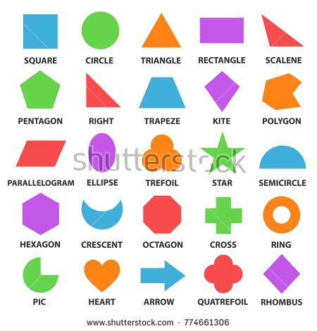 figuras geometricas hasta 20 lados educational geometric shapes set understanding geometry