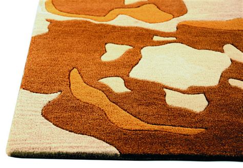 Poppy Area Rug by Mat The Basics Poppy Area Rug Brown