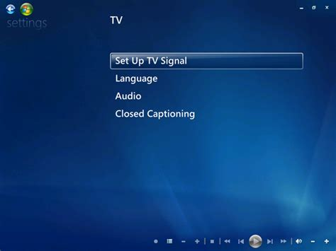 hyper v console windows 7 windows 7 media center missing tv signal menu