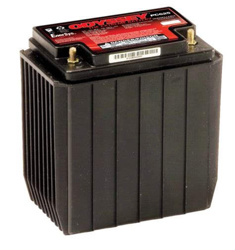 What Is A Glass Mat Battery by Absorbed Glass Mat Design Makes The Odyssey 174 Pc625 Battery