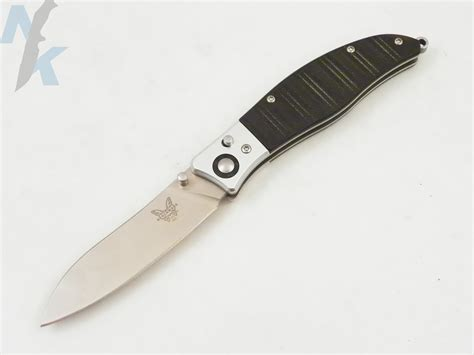 530v steel benchmade 483 shori black g10 handles with aluminum