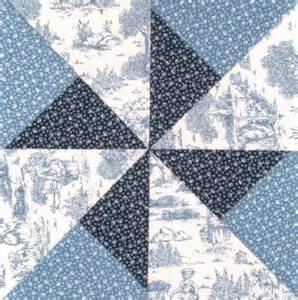 Windmill Quilt Block Pattern by Pinwheel Quilt Block Howstuffworks