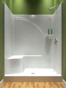 4 Ft Shower Unit Shower Only One