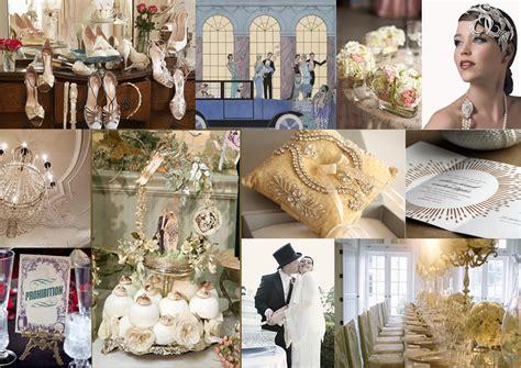 Great Wedding by The Great Gatsby Wedding Design Weddingfair