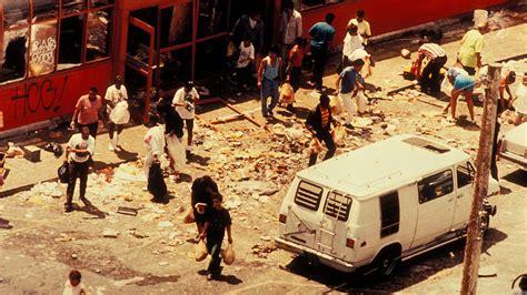mapping the 1992 la uprising curbed la