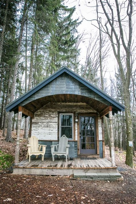 small cabin in the woods little cabin in the woods cabins tents treehouses