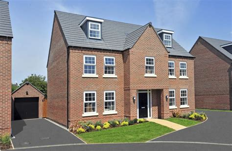 Heathcote Garage by 5 Bedroom Detached House For Sale In Gallagher Way