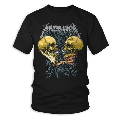 Kaos Print Allover Band Ghost by Sad But True T Shirt Metallica T Shirts