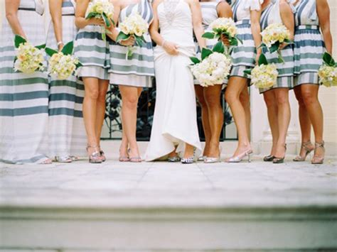 Bridesmaid Dress Material Options - the secrets of successful mismatched bridesmaids 3 0