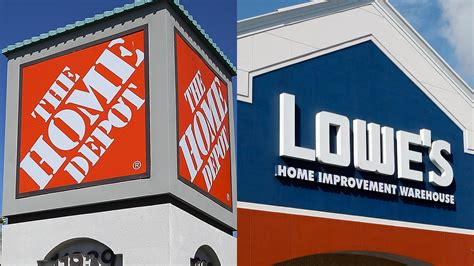 Lowes And Home Depot by Home Depot Vs Lowe S Which Is The Winner Marketwatch