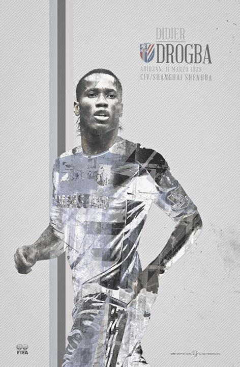 Caterpillar Drogba 17 best images about football on
