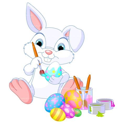 free printable easter art cartoon easter clipart clipart suggest