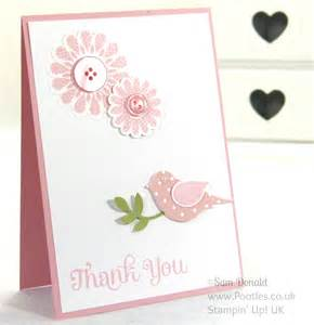 polka dot pieces thank you cards
