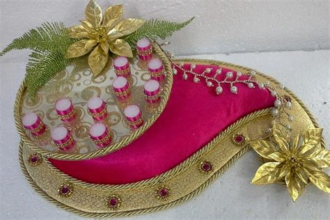 Indian Traditional Home Decor Ideas by 9 Diy Wedding Tray Decoration Ideas To Try Out