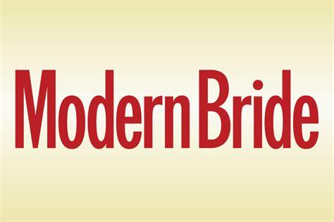 Brides Magazine Logo by Type And Identity