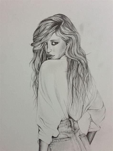 fashion illustration hair pin by kati garcia on hair drawings