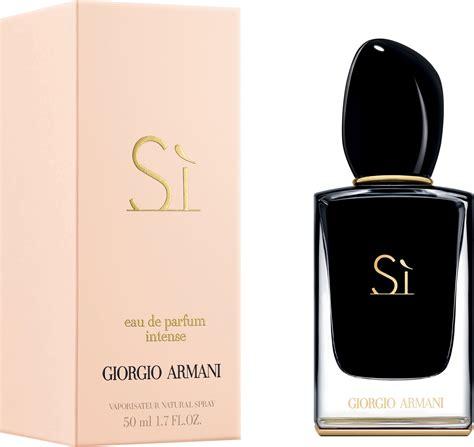 Giorgio Armani Si Intense Eau de Parfum Spray
