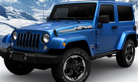 Jeep Wrangler Polar Jeep Wrangler Polar Edition Review Jeep Accessories