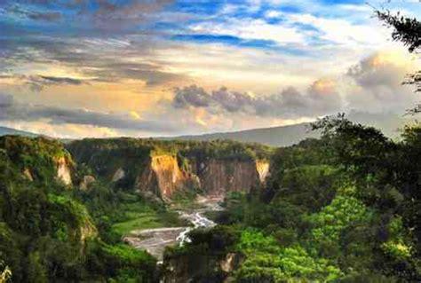 lokasi  gambar pemandangan alam  indah