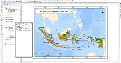 arcgis layout file remote sensing and geographic information system multiple