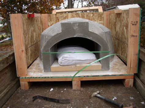 build a wood fired pizza oven in your backyard wood burning brick oven plans plans free 171 periodic51atl