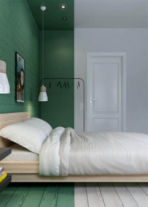 ideen für küchenwände wohnzimmer in gr 252 n und lila