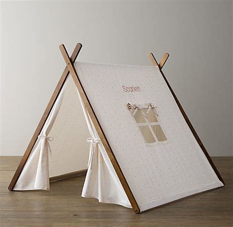 cole canvas tent bed collection rh baby child 95 best images about ava s nursery on pinterest