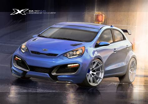 Kia Forte Gt Report Kia Gt Sports Car Debuts This Year Gt Hatch
