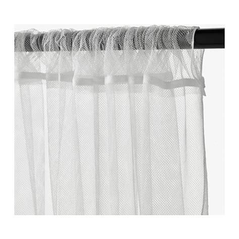 ikea net curtains lill net curtains 1 pair white 280x250 cm ikea