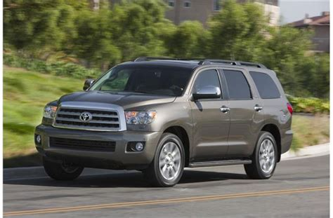 suv toyota inside suvs suvs with the most interior space u s